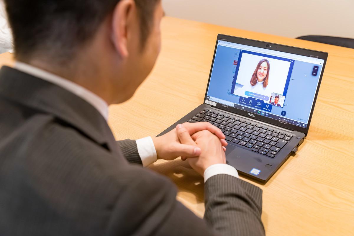 訪問営業との違いは? プロが教える、オンライン商談を成功させるコツ