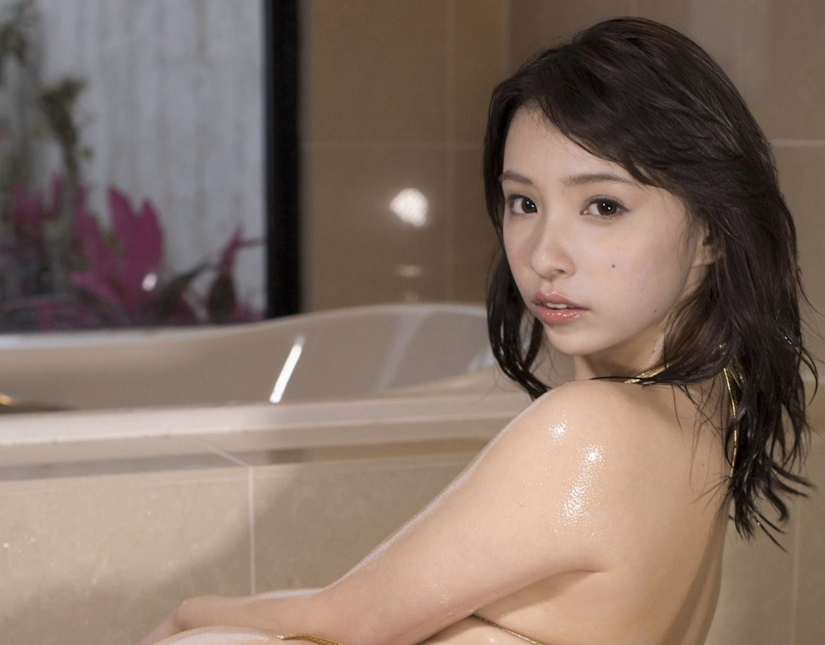 Photo of Sena Tsurumaki grows into an adult woman and powers up sexy