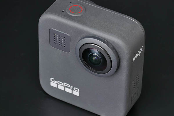 Photo of GoPro MAX enables 3K / 60fps and time-lapse shooting in 360 degree mode