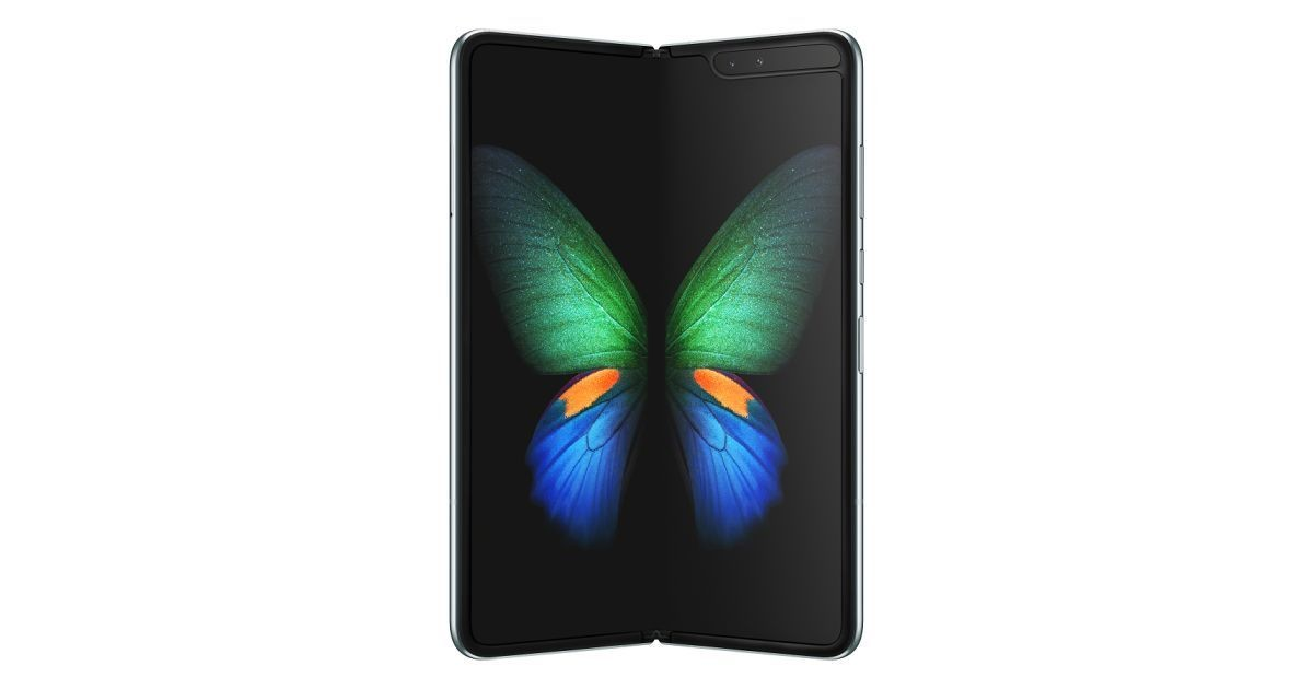 "Photo of au updates folding smartphone ""Galaxy Fold"" to Android 10"