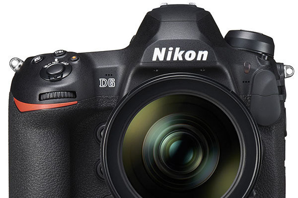 """Photo of Nikon """"D6"""", release date decided on June 5, 800,000 yen including tax"""