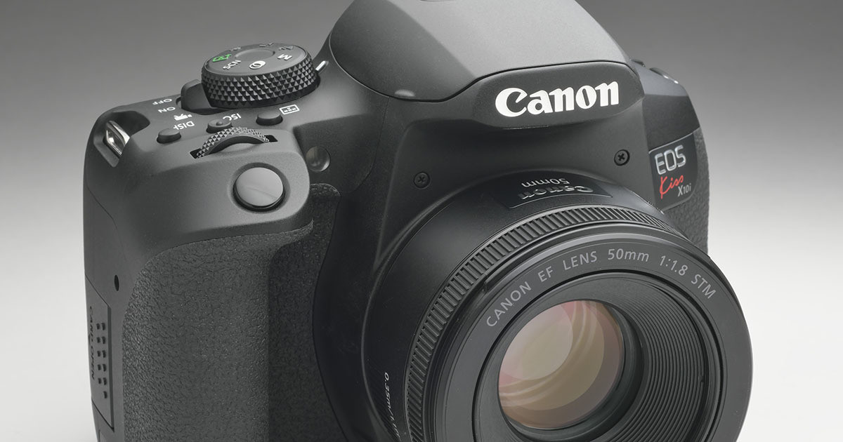 """Photo of Canon """"EOS Kiss X10i"""" Review: Equipment and functions to deprive stocks of high-end models"""