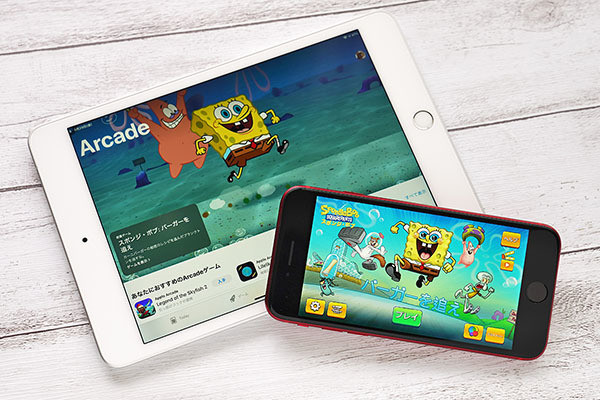 "Photo of SpongeBob appeared in ""Apple Arcade"", original voice actor also"