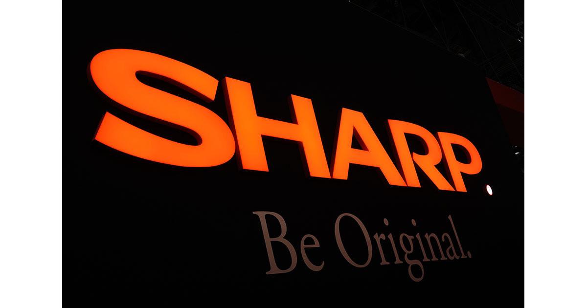 Photo of Sharp splits display device / camera module business