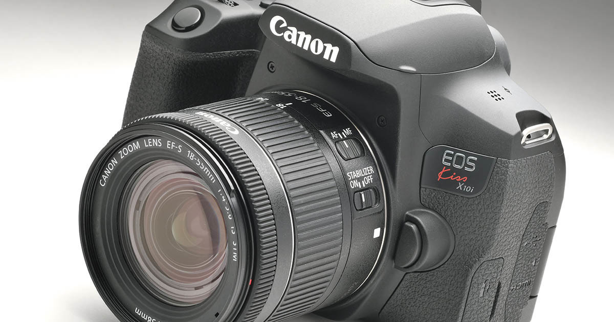 """Photo of """"EOS Kiss X10i"""" live-action review, satisfied with sharp depiction with kit lens"""
