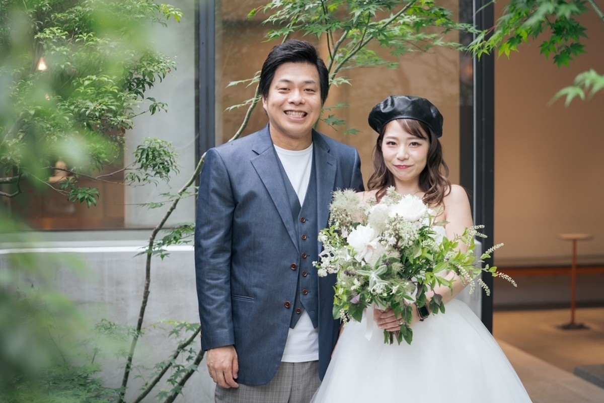 Photo of Bambino Fujita Holds Online Wedding! Blessing about 400 people including Miki and Exit