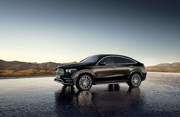 "Photo of Mercedes-Benz announces new ""GLE Coupe""-redesigned, equipped with the latest technology and equipment"