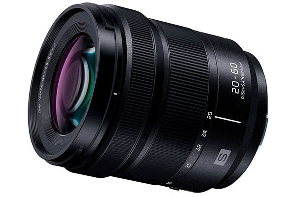 "Photo of Panasonic, zoom lens ""20-60mm F3.5-5.6"" from super wide angle 20mm"