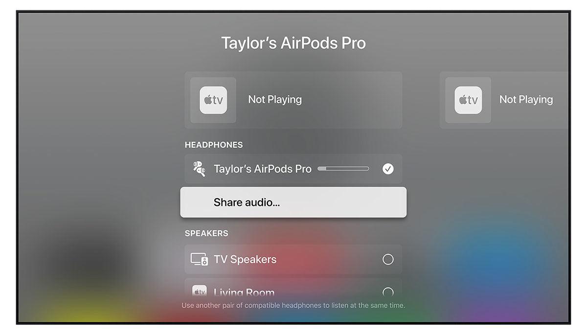 アップデート airpods pro