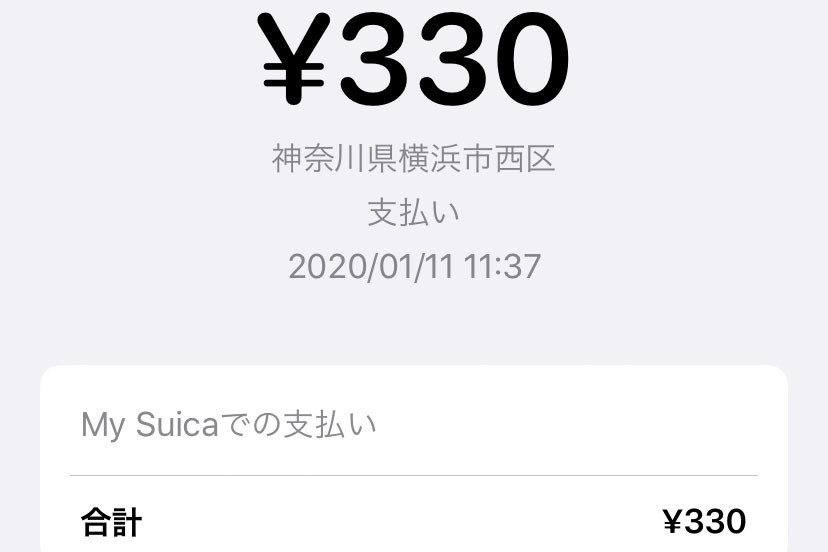 Photo of Should I use a card or an iPhone if I use Suica?