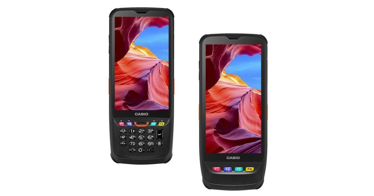 Photo of Casio, Android platform handy terminal