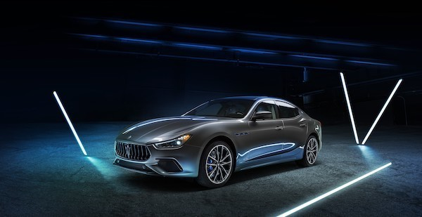 "Photo of The birth of the first hybrid model ""New Ghibli Hybrid"" in the history of Maserati"