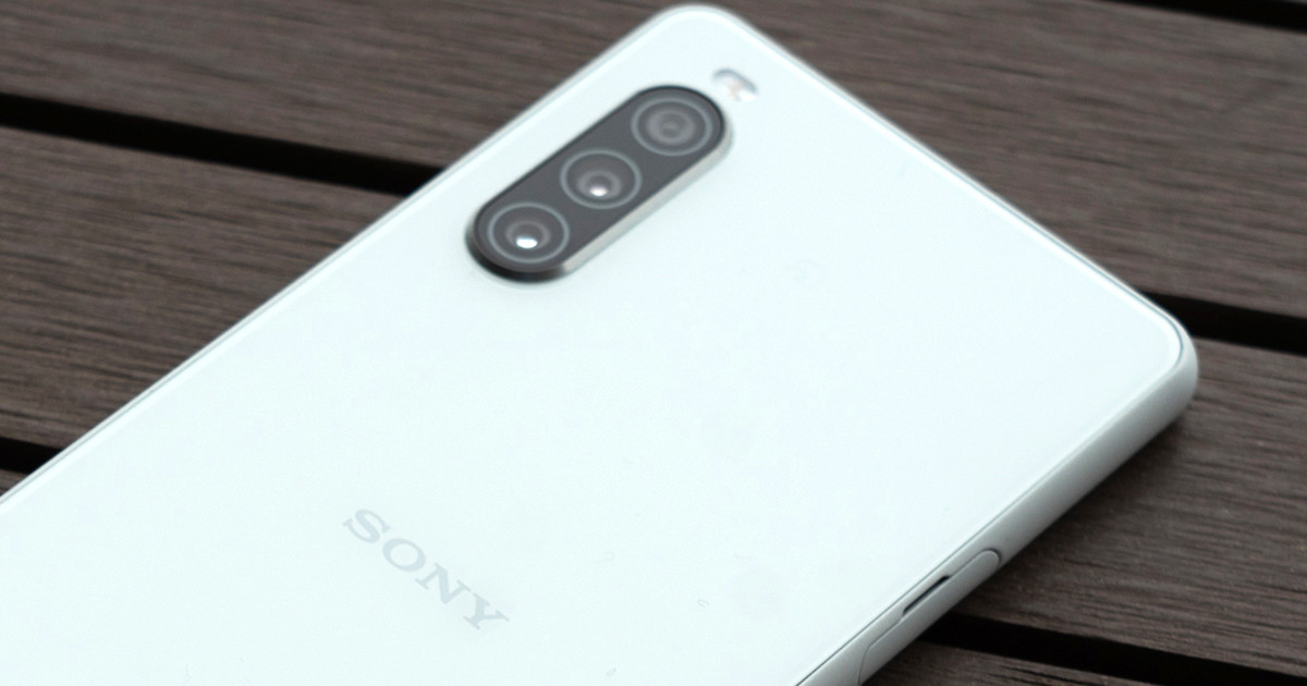 "Photo of Xperia 10 II Review What do you see on the portrait screen? Charm of ""good Xperia of cospa"""