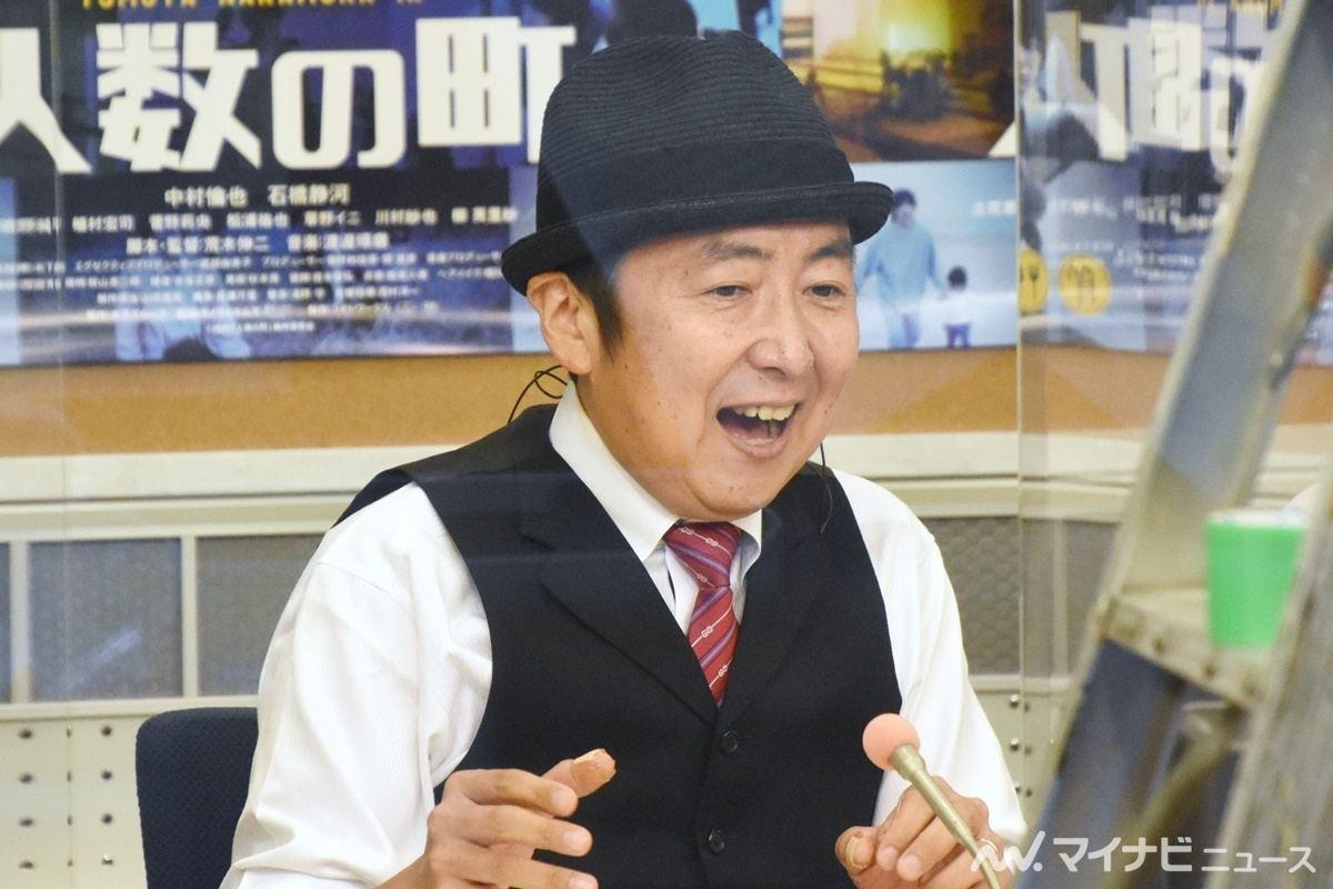 ステージ 笠井アナ がん