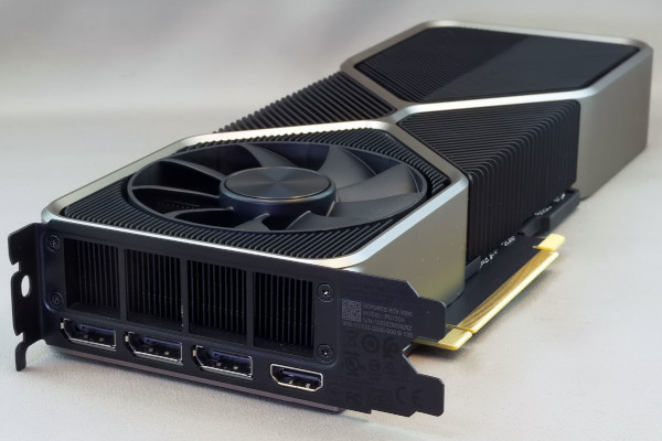 NVIDIA GeForce RTX 3080 プレビュー、Founders Editionの実機を開封