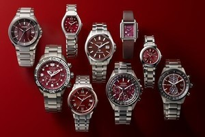「CITIZEN JOUNETSU COLLECTION」、情熱を宿した全9モデル