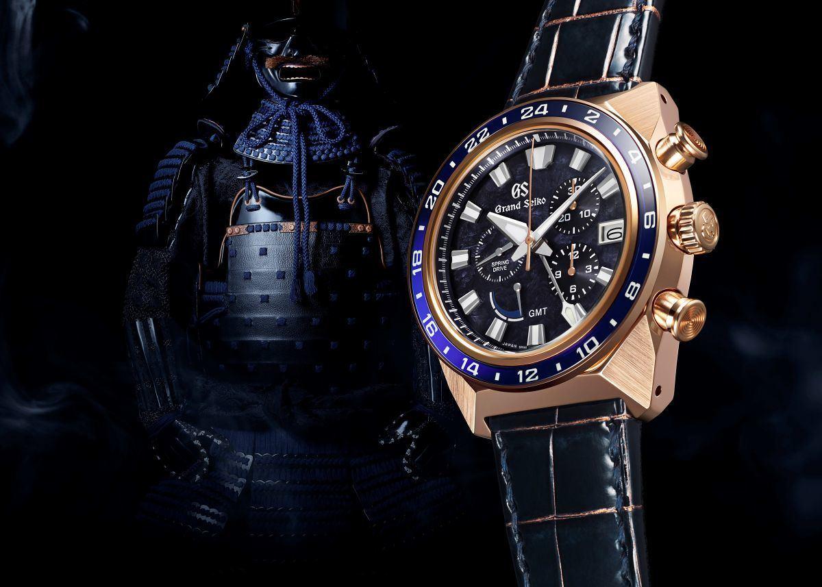 """001 - Seiko Watch """"Grand Seiko"""" kỷ niệm 60 năm thành lập vào năm 2020"""
