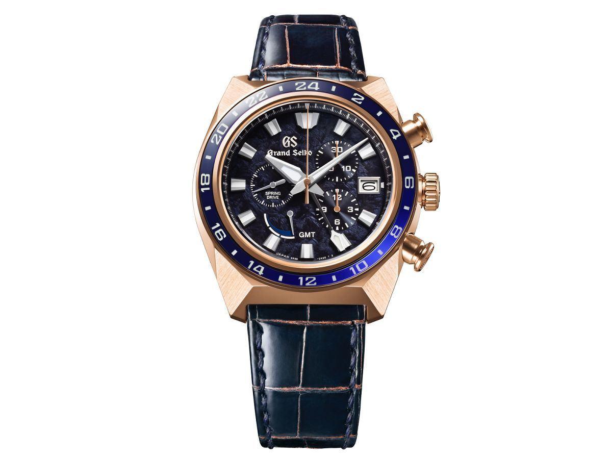 """002 - Seiko Watch """"Grand Seiko"""" kỷ niệm 60 năm thành lập vào năm 2020"""