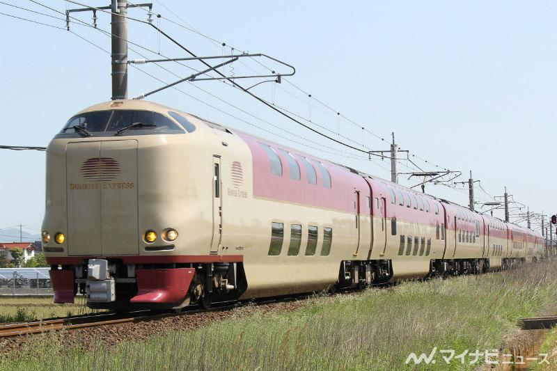 JR西日本、臨時「サンライズ出雲91・92号」2020年度冬は計4本運転 ...
