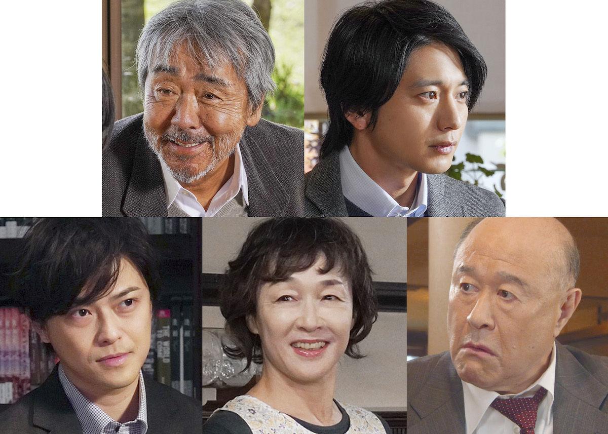 寺尾聰、石原さとみの父親役「本当の父娘のよう」夫役・向井理らも発表 ...