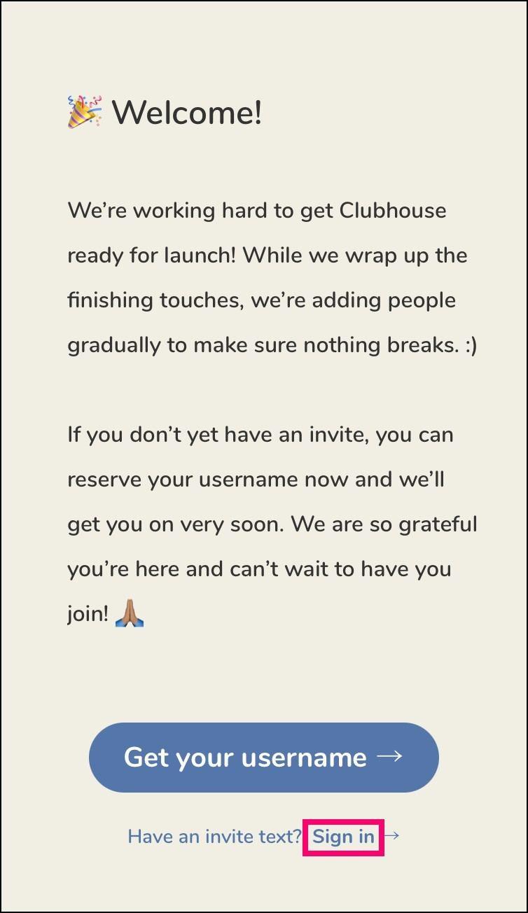 ハウス 始め 方 クラブ
