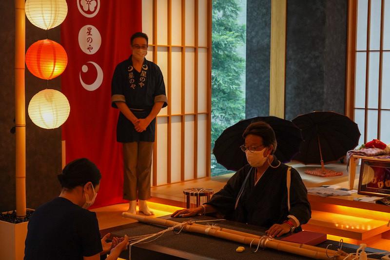 「星のや東京」で新たな東京に出会う旅へ! 宿泊者限定の催しを体験した