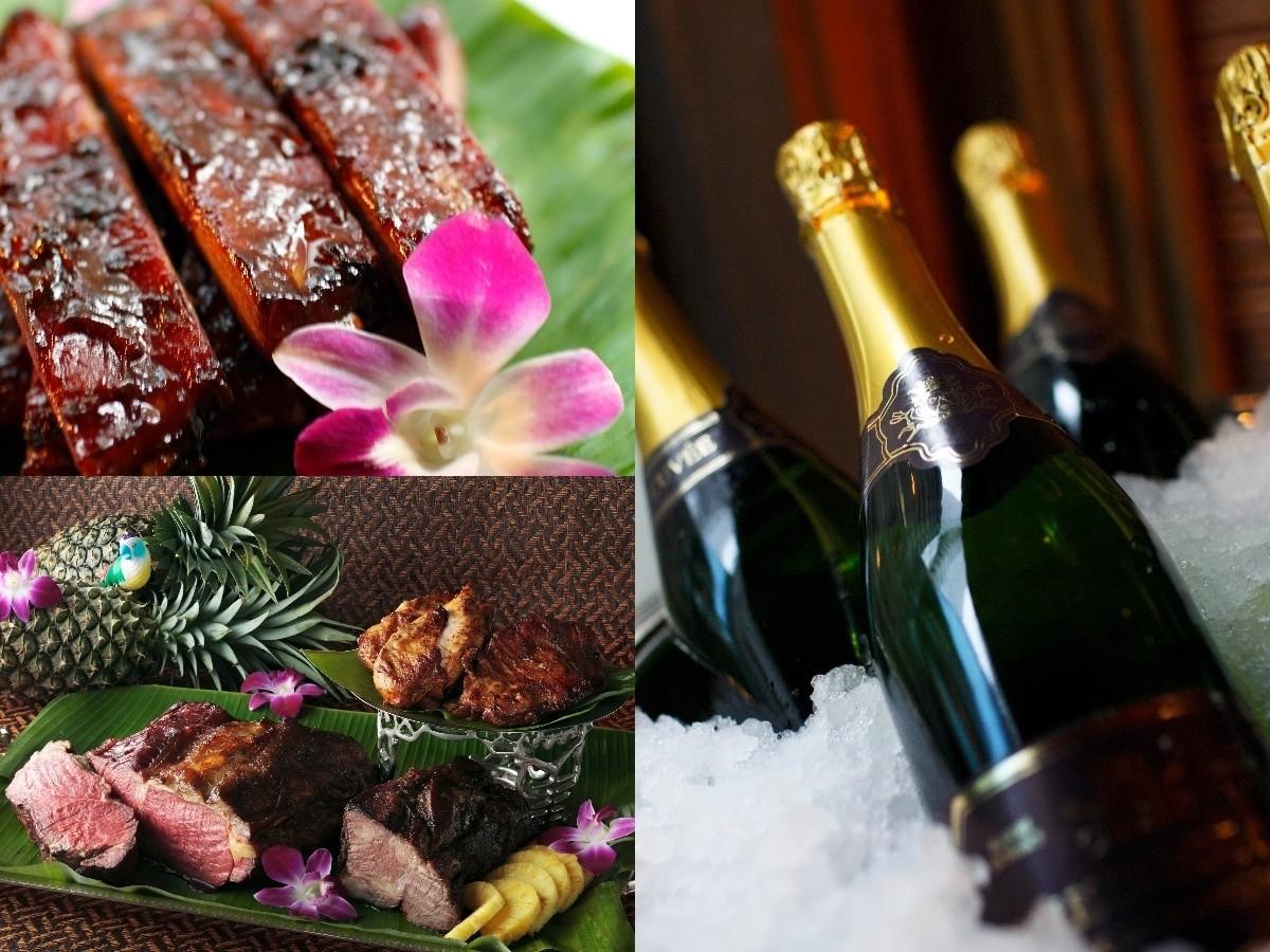 【こんなことある⁉】ホテルニューオータニで肉食べ放題&泡飲み放題を開催!