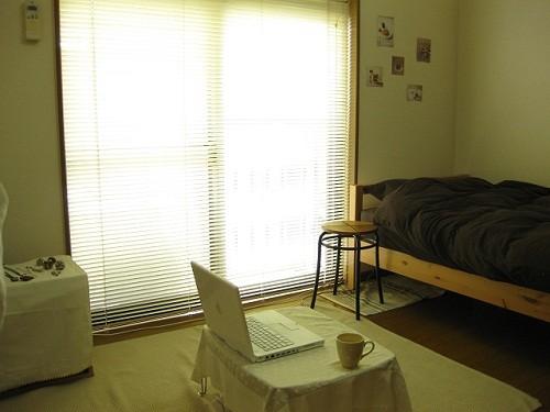 あなたの部屋みせてください (45) 日当たり抜群のナチュラルな部屋