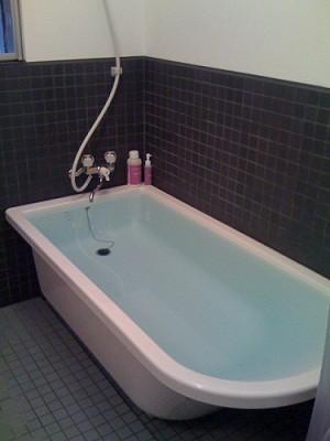 あなたの部屋みせてください (49) くつろげる猫足お風呂の部屋