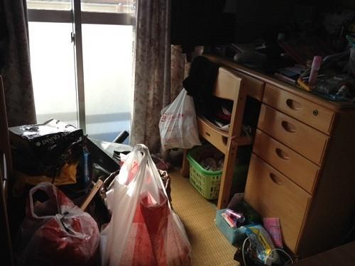 あなたの部屋みせてください (75) 姉といっしょに住んでいる部屋