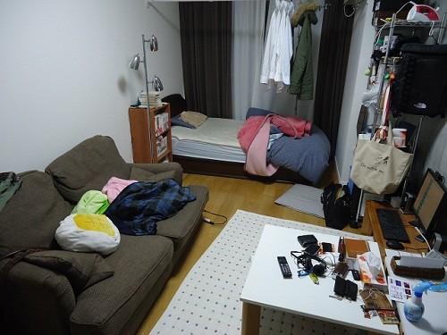 あなたの部屋みせてください (83) 念願のソファを置いた広めの部屋