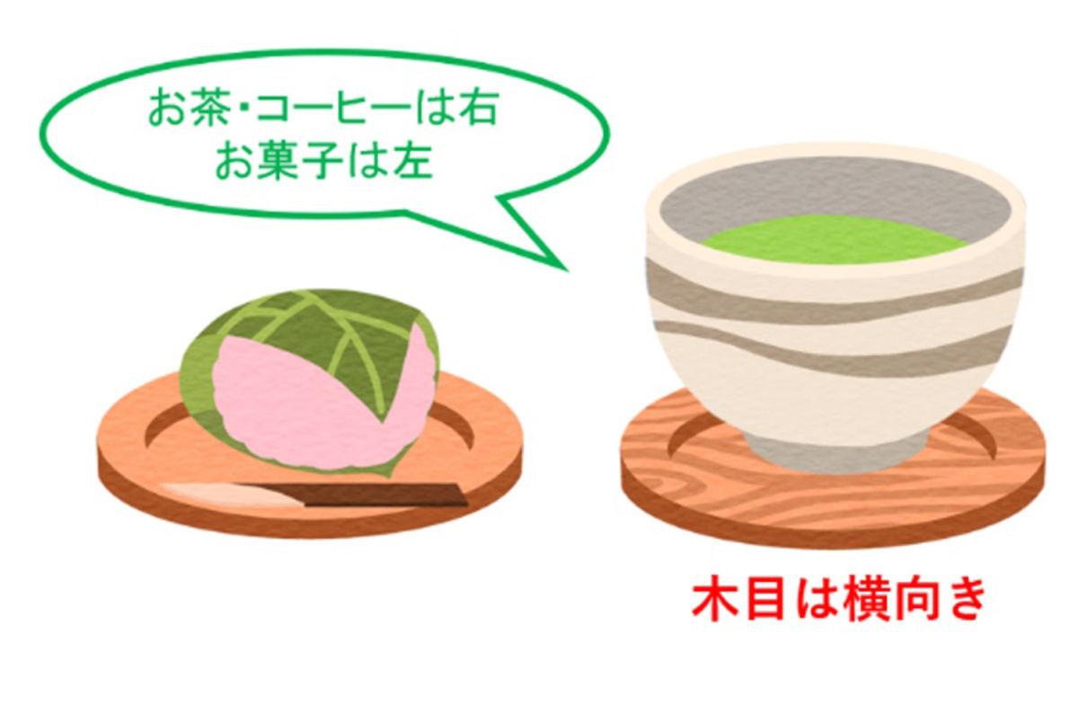 ビジネス 出し お茶 の 方 【ビジネスマナー】お茶出しの方法 順番/茶托/タイミング/大人数の場合