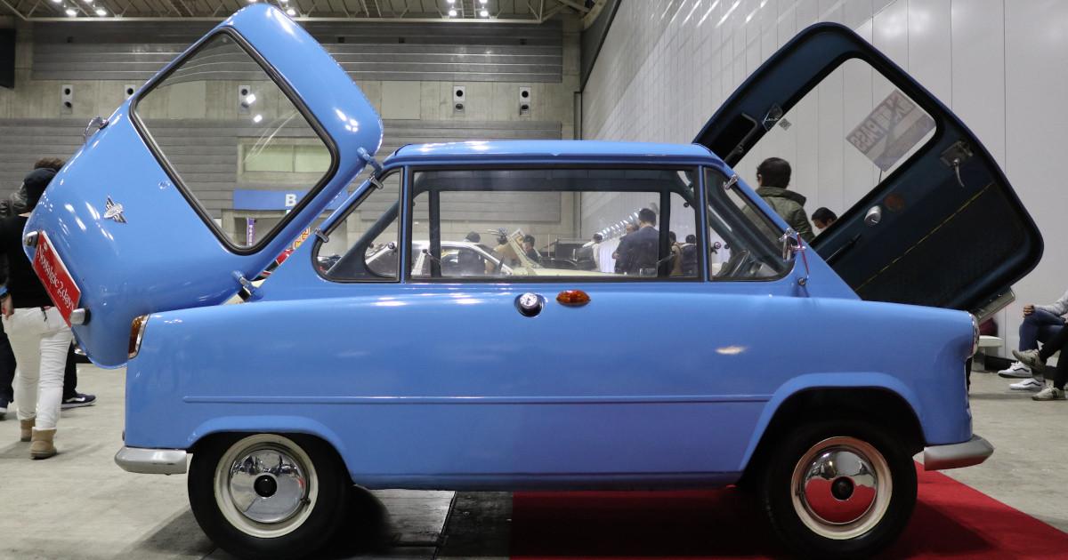 "Photo of Moriguchi Masayuki's Car Design Demolition New Book 29th Reason why ""super"" individual micro car was born after the war"