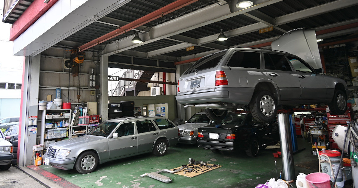 """Photo of If you live with a famous car ~Moekomogomo with Mercedes """"S124""""~ Transfer to the 6th car No. 3! Horsepower is the largest in the car history since """"Celeste"""""""