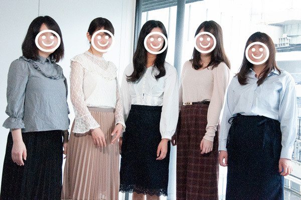 Photo of Which clothes suits you best? The girls in the editorial department transform !! The clothes that complement you are decided by the skeleton