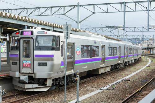 北海道新幹線乗車レポート (2) 「はこだてライナー」と「はやぶさ12号」で新青森駅へ