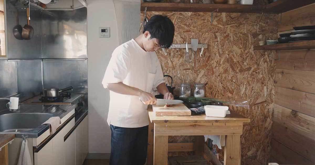 奥平眞司「愛着ある調理アイテム」 | マイナビニュース