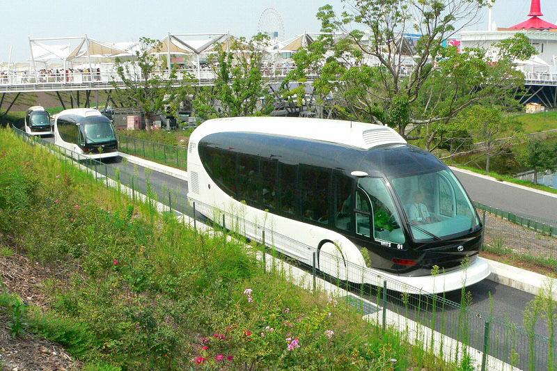 2025年大阪万博の開催決定、鉄道整備と次世代交通の提案に期待