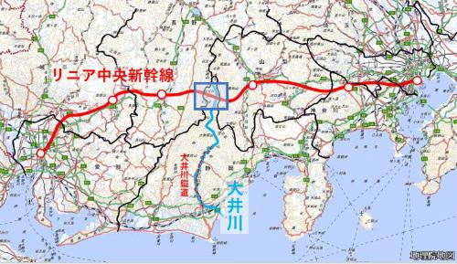 中央 新幹線 ルート リニア