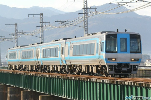 鉄道ニュース週報(90) JR四国260...