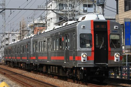 東急電鉄の車両・列車 (5) 2月で引退! 7600系が「歌舞伎塗装」だった頃