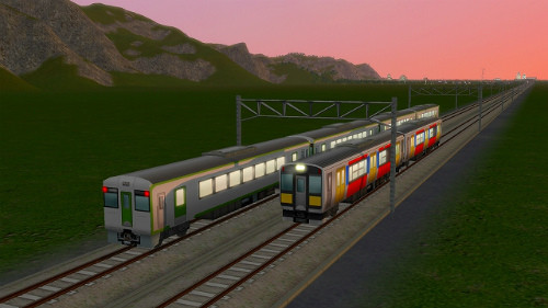 鉄道トリビア                  第179回      せっかく電化したのにディーゼルカーばかり走る路線がある