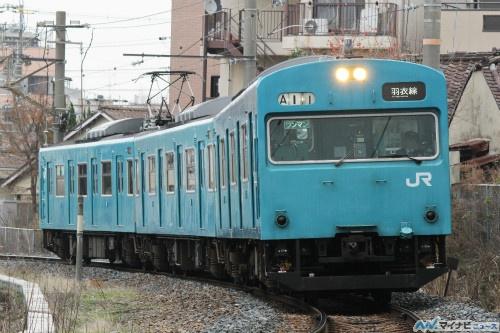 鉄道トリビア(427) 103系、全3,4...