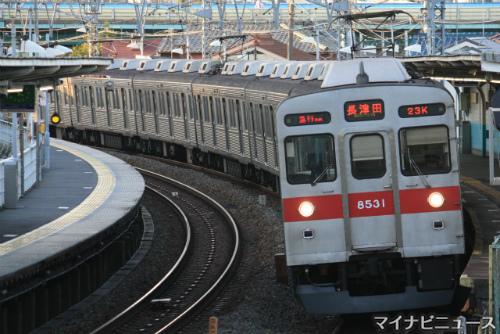 鉄道トリビア(450) 東急電鉄8500...