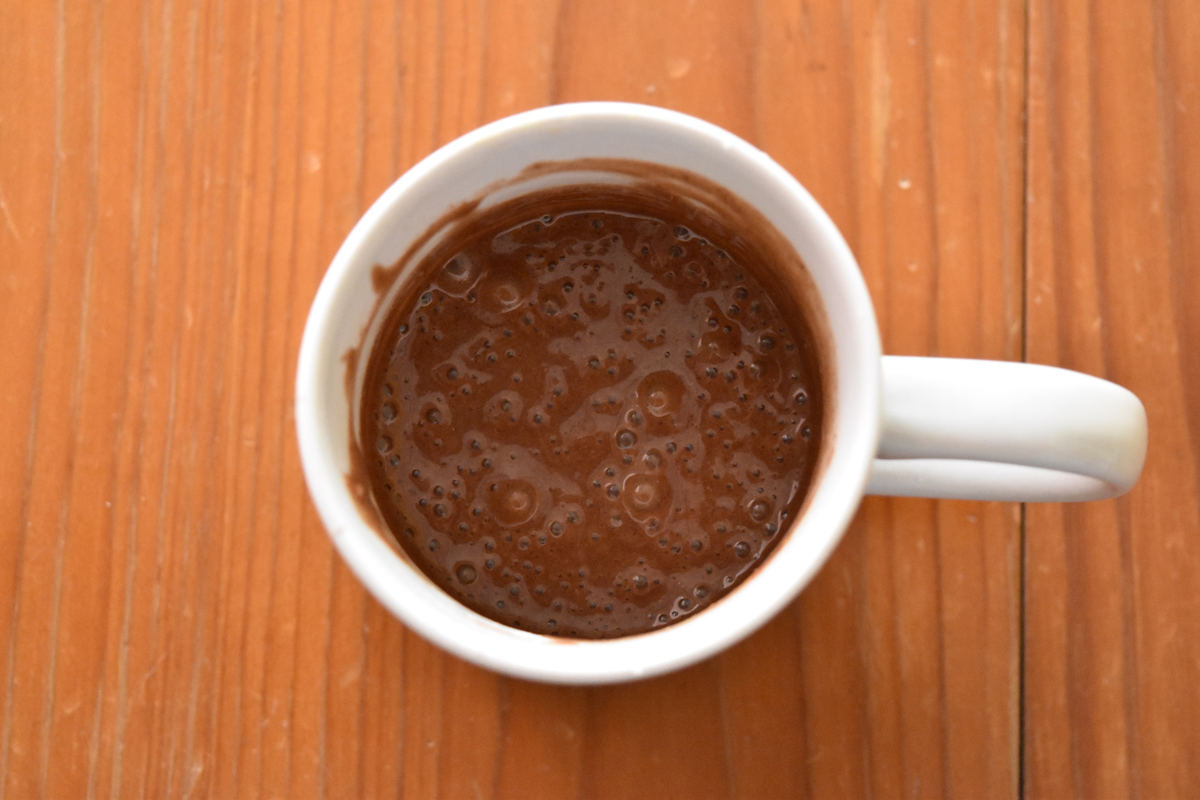 ショコラ マグカップ フォンダン