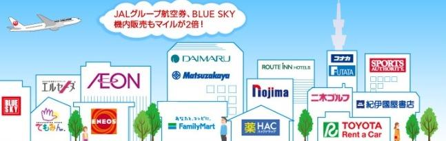 JALカード特約店詳細説明画像