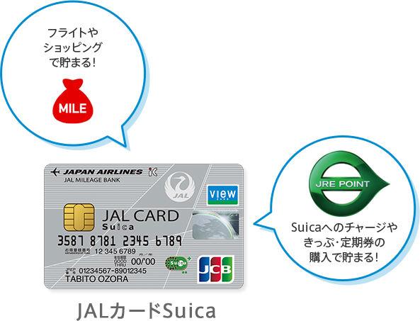 JALカード 多機能一体の説明画像