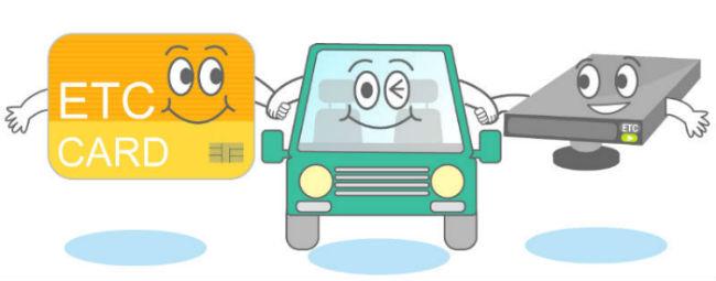 車載器セットアップ説明画像