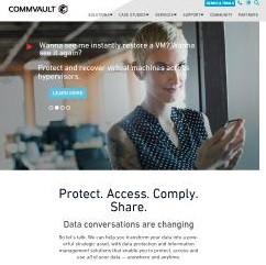 【特別企画】データ保護の「常識」を一新! 限りない可能性を秘めた「Commvault」