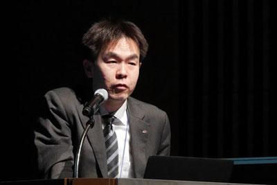富士通 プラットフォーム技術本部 グローバルインテグレーション統括部 部長の佐藤 卓也氏